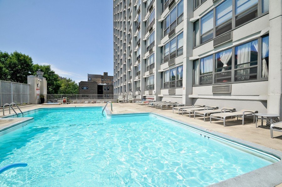 Real Estate Photography - 5100 N Marine Drive, unit 7D, chicago, IL, 60640 -