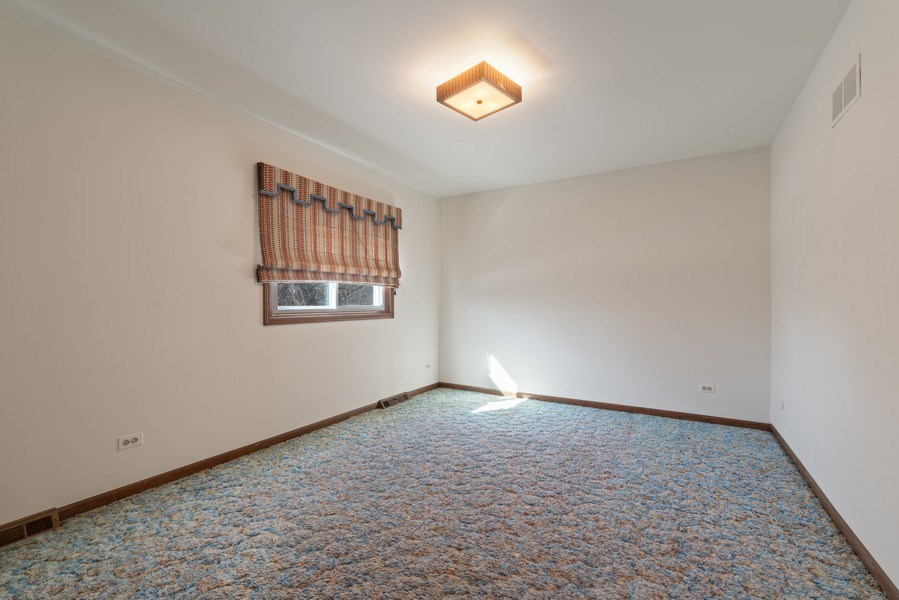 Real Estate Photography - 3612 Liberty Lane, Glenview, IL, 60025 - 4th Bedroom