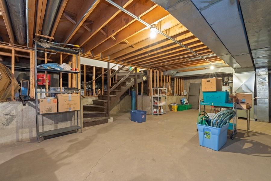 Real Estate Photography - 3612 Liberty Lane, Glenview, IL, 60025 - Basement