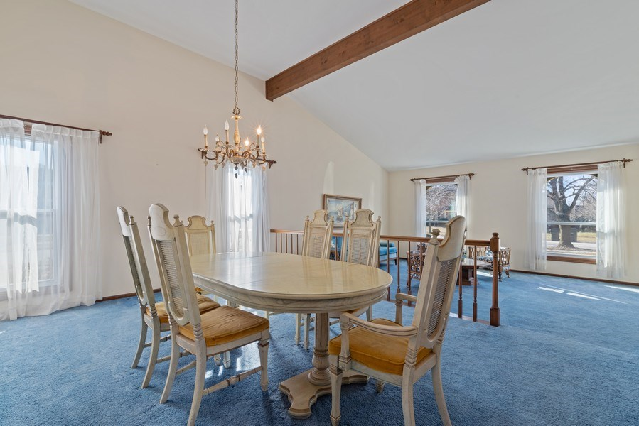 Real Estate Photography - 3612 Liberty Lane, Glenview, IL, 60025 - Kitchen/Dining
