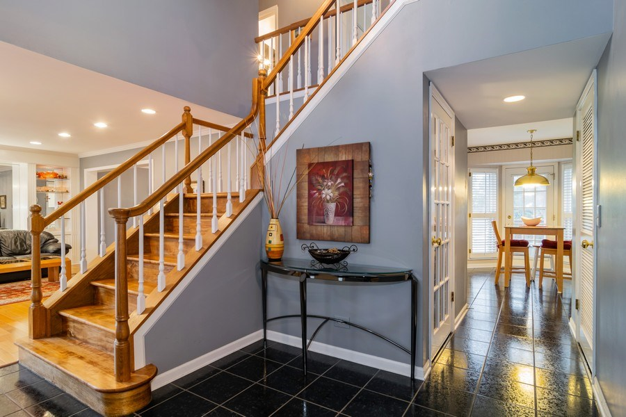 Real Estate Photography - 4234 N. Walnut Ave, Arlington Heights, IL, 60004 - Foyer