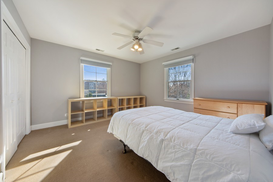 Real Estate Photography - 1115 N Patton, Arlington Heights, IL, 60004 - 2nd Bedroom