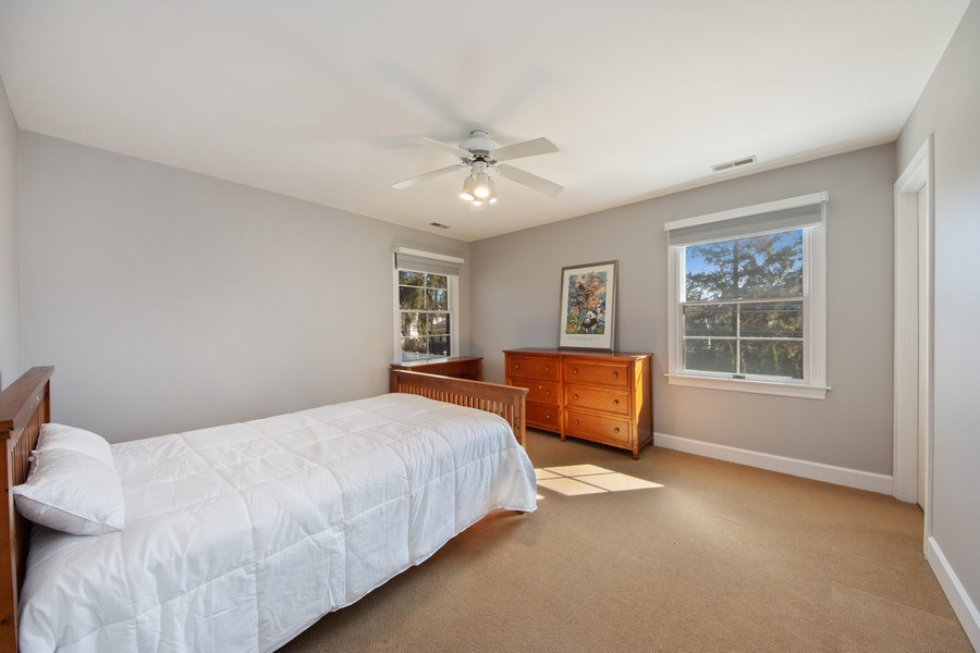 Real Estate Photography - 1115 N Patton, Arlington Heights, IL, 60004 - 3rd Bedroom