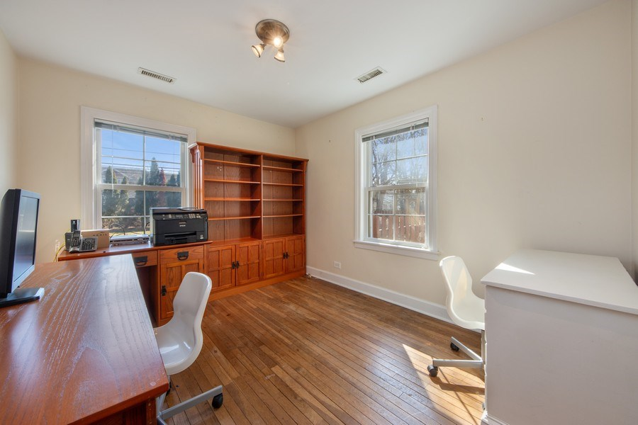 Real Estate Photography - 1115 N Patton, Arlington Heights, IL, 60004 - 4th Bedroom