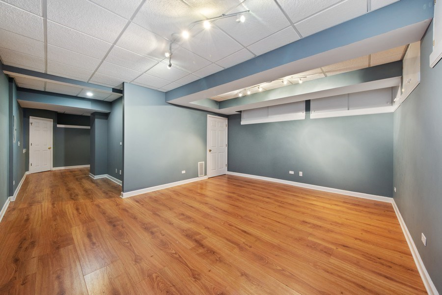 Real Estate Photography - 1115 N Patton, Arlington Heights, IL, 60004 - Basement
