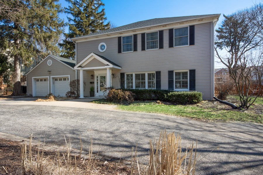 Real Estate Photography - 1115 N Patton, Arlington Heights, IL, 60004 - Front View