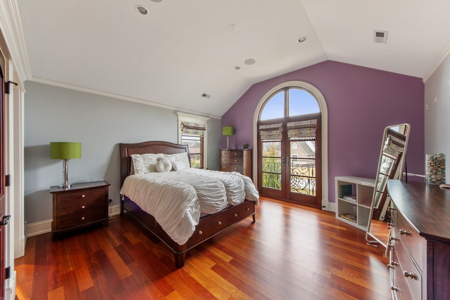 Real Estate Photography - 2415 N Pine, Arlington Heights, IL, 60004 - 2nd Bedroom