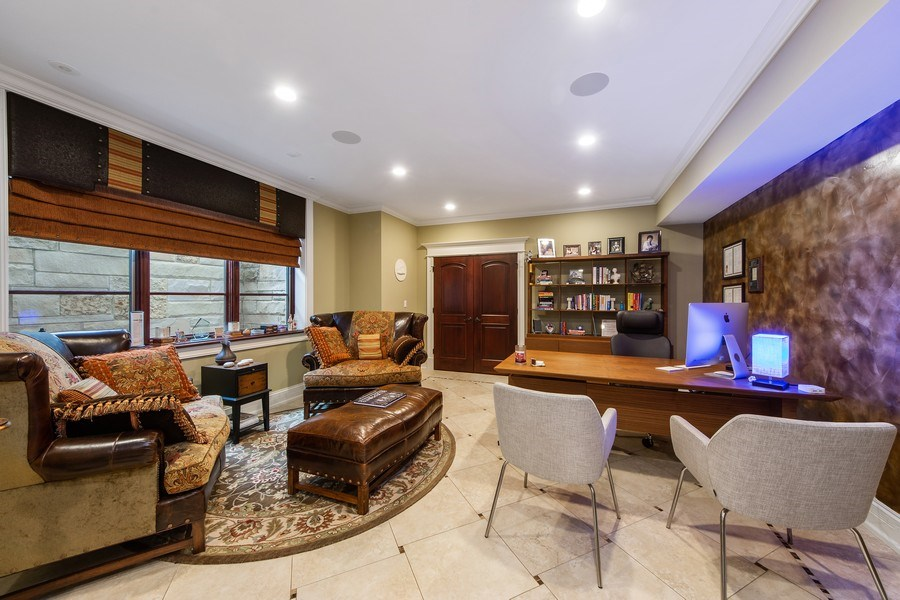 Real Estate Photography - 2415 N Pine, Arlington Heights, IL, 60004 - Basement