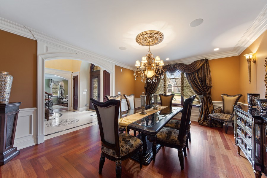 Real Estate Photography - 2415 N Pine, Arlington Heights, IL, 60004 - Dining Room
