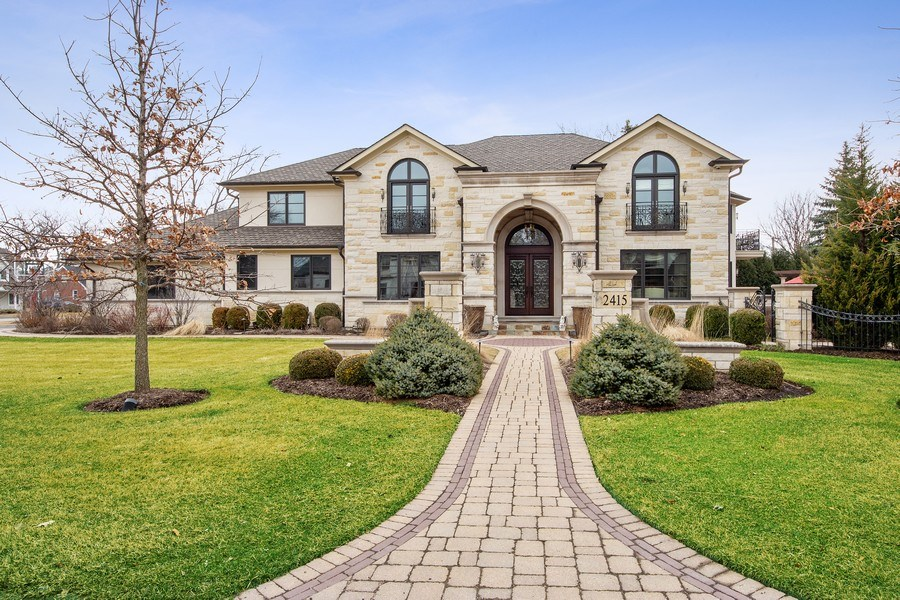 Real Estate Photography - 2415 N Pine, Arlington Heights, IL, 60004 - Front View