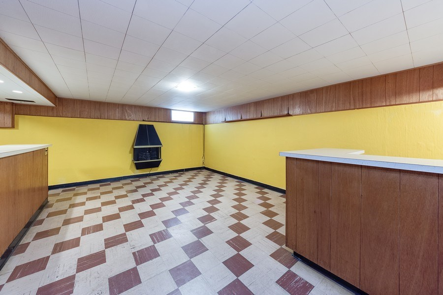 Real Estate Photography - 1616 W Grove, Arlington Heights, IL, 60005 - Basement