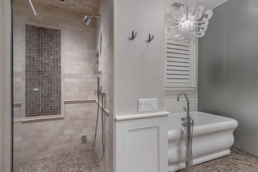 Real Estate Photography - 1912 North Hudson Avenue, Chicago, IL, 60614 - Master Bathroom