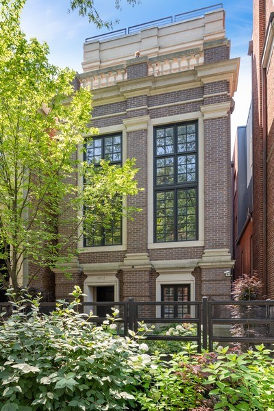Real Estate Photography - 1912 North Hudson Avenue, Chicago, IL, 60614 - Front View