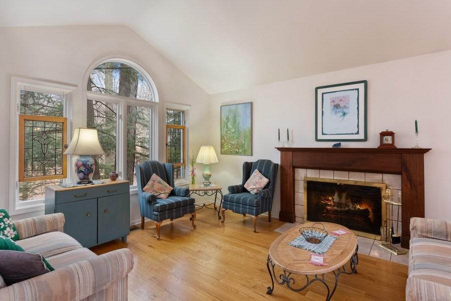 Real Estate Photography - 9790 Trillium, Bridgman, MI, 49106 - Living Room