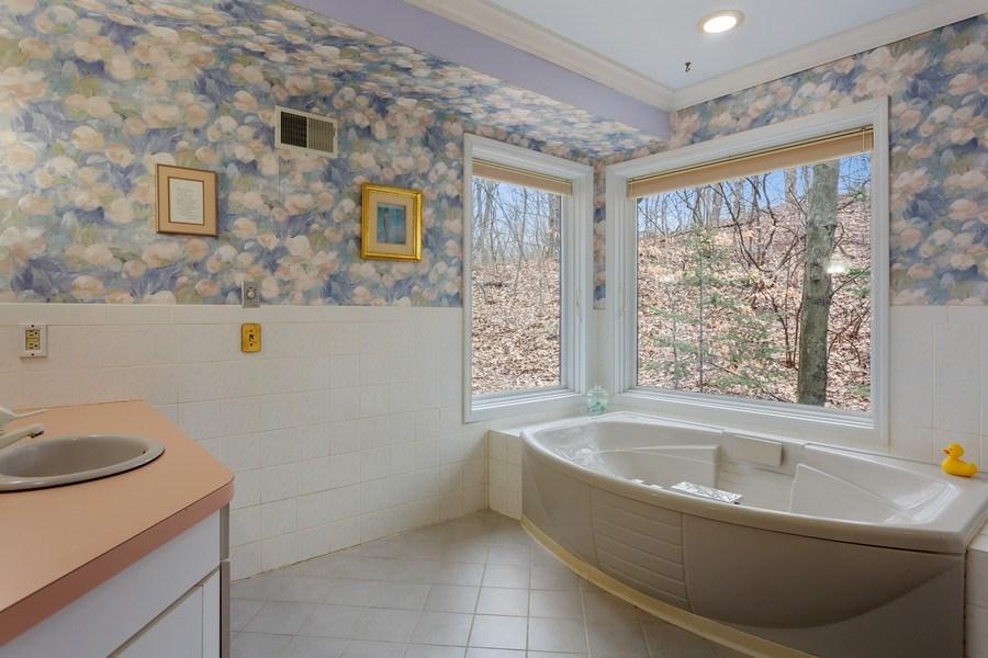 Real Estate Photography - 9790 Trillium, Bridgman, MI, 49106 - Master Bathroom