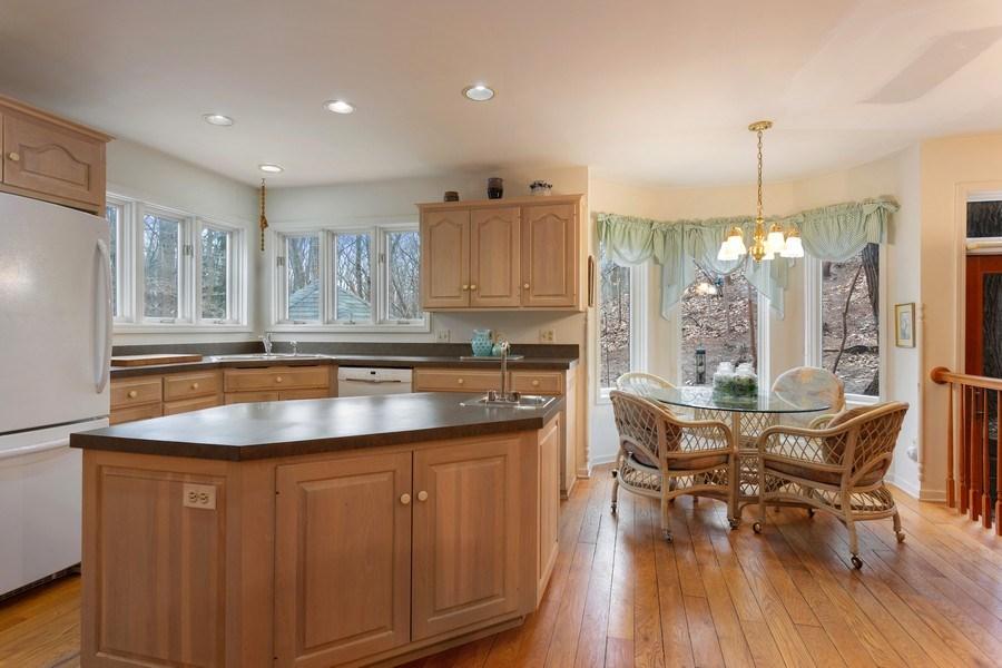Real Estate Photography - 9790 Trillium, Bridgman, MI, 49106 - Kitchen