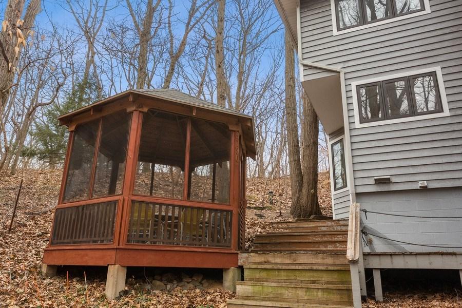Real Estate Photography - 9790 Trillium, Bridgman, MI, 49106 - Rear View