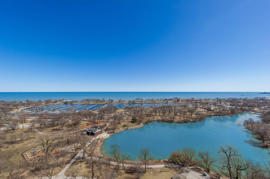 Real Estate Photography - 2550 N Lakeview #N1803, Chicago, IL, 60614 - View