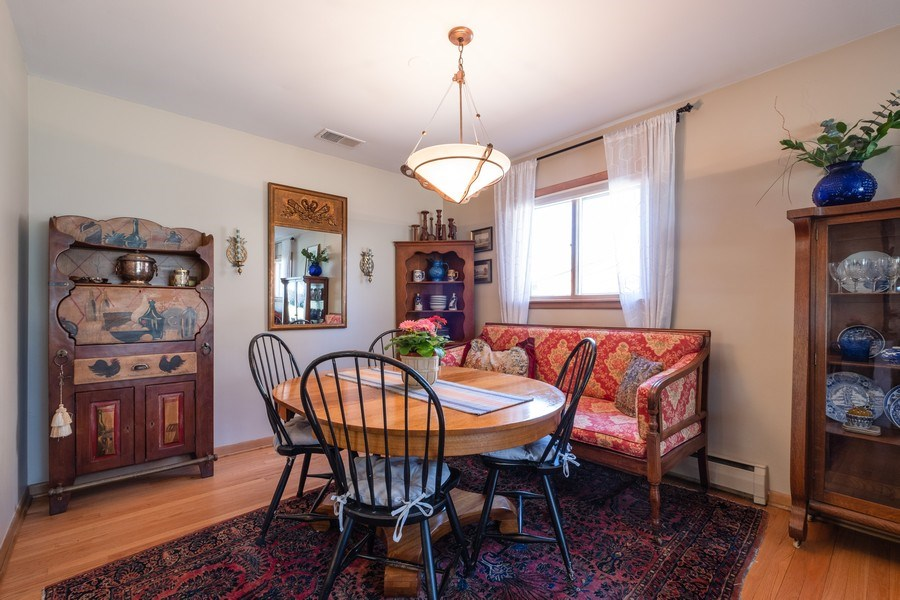 Real Estate Photography - 1888 Elmwood Drive, Highland Park, IL, 60035 - Dining Room