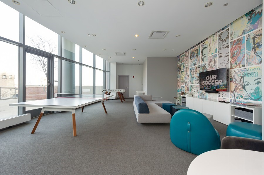 Real Estate Photography - 450 E. Waterside, #401, Chicago, IL, 60601 -