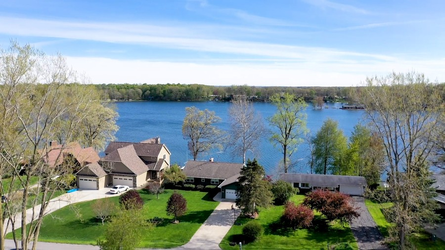 Real Estate Photography - 47644 Lakeview Drive, Lawrence, MI, 49064 -