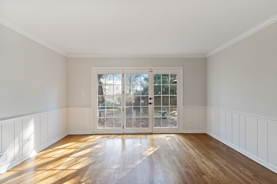 Real Estate Photography - 1291 Estate Ln, Lake Forest, IL, 60045 - Office