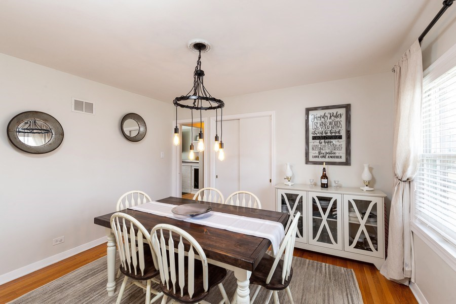 Real Estate Photography - 702 S Chestnut, Arlington Heights, IL, 60005 - Dining Room/Bedroom