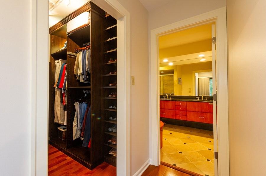 Real Estate Photography - 1561 Winnetka Rd, Glenview, IL, 60025 - Master Bathroom