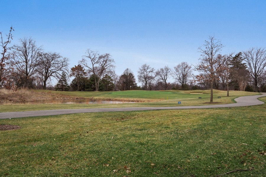 Real Estate Photography - 3605 Pebble Beach, Northbrook, IL, 60062 - View