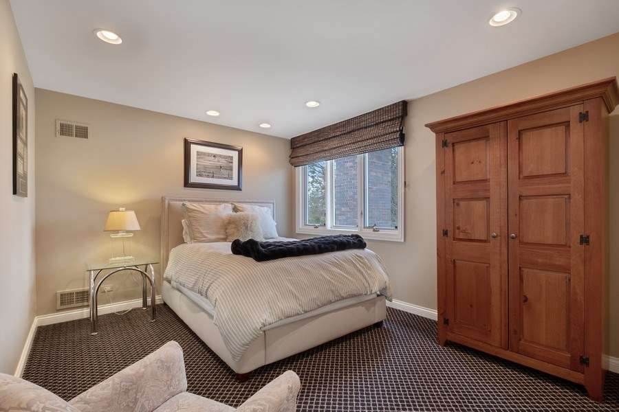 Real Estate Photography - 3605 Pebble Beach, Northbrook, IL, 60062 - 3rd Bedroom