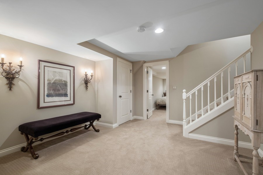 Real Estate Photography - 3605 Pebble Beach, Northbrook, IL, 60062 - Lower Level
