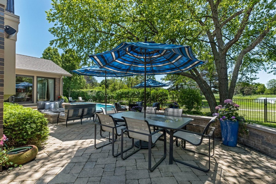 Real Estate Photography - 3605 Pebble Beach, Northbrook, IL, 60062 -