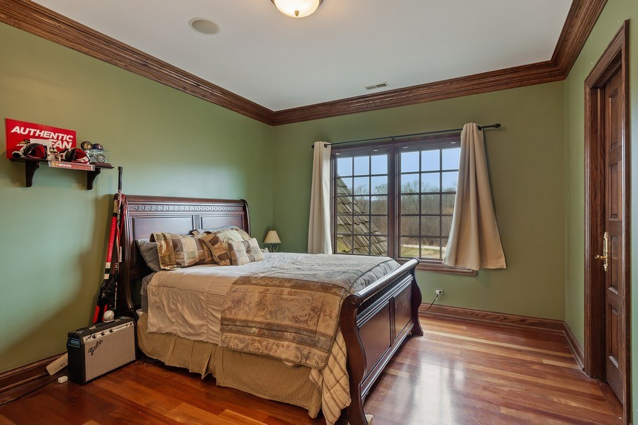 Real Estate Photography - 61 Brinker Rd, Barrington Hills, IL, 60010 - 2nd Bedroom