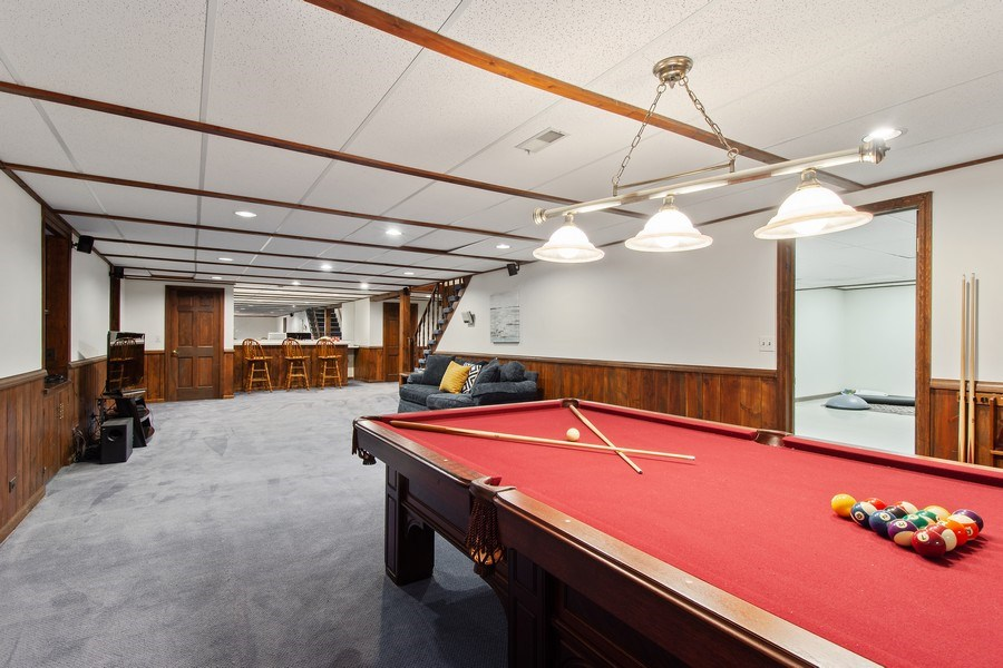 Real Estate Photography - 20627 N Meadow Ln, Deer Park, IL, 60010 - Basement
