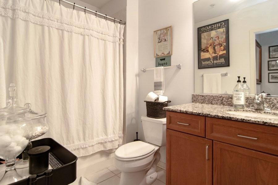 Real Estate Photography - 7753 W Van Buren, Unit 210, Forest Park, IL, 60130 - Bathroom