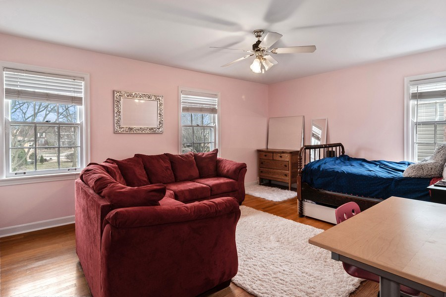 Real Estate Photography - 316 Nuttall Rd, Riverside, IL, 60546 - 2nd Bedroom