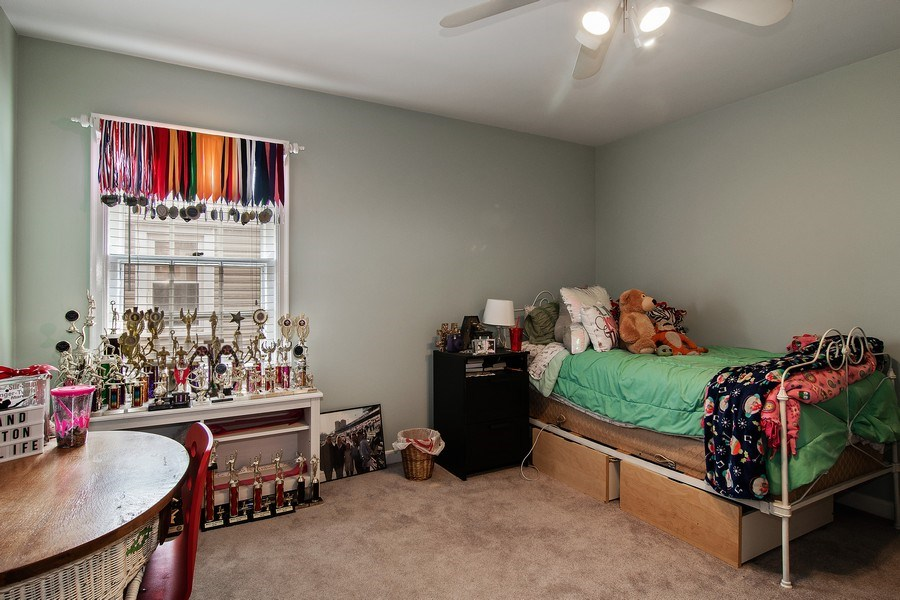 Real Estate Photography - 316 Nuttall Rd, Riverside, IL, 60546 - 3rd Bedroom