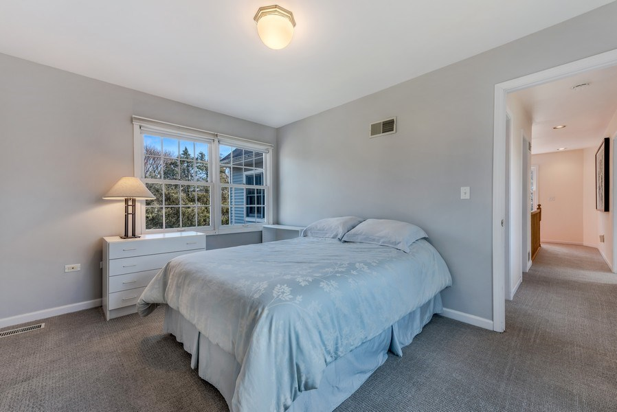 Real Estate Photography - 2029 Colfax, Evanston, IL, 60201 - 3rd Bedroom