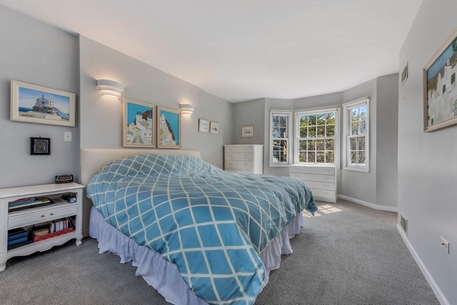 Real Estate Photography - 2029 Colfax, Evanston, IL, 60201 - Master Bedroom