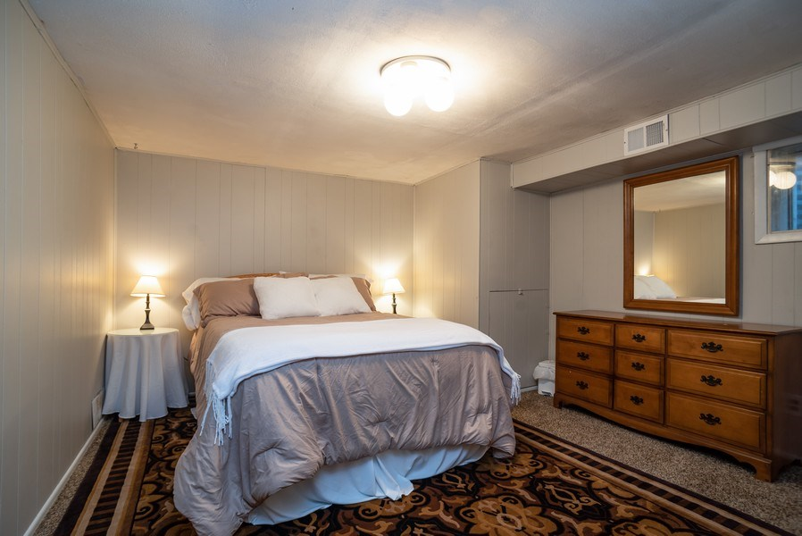 Real Estate Photography - 504 W. Brittany Drive, Arlington Heights, IL, 60004 - 4th Bedroom (Lower Level)