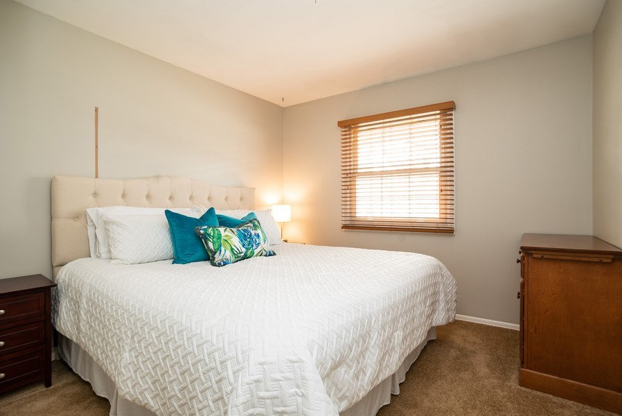 Real Estate Photography - 504 W. Brittany Drive, Arlington Heights, IL, 60004 - 2nd Bedroom