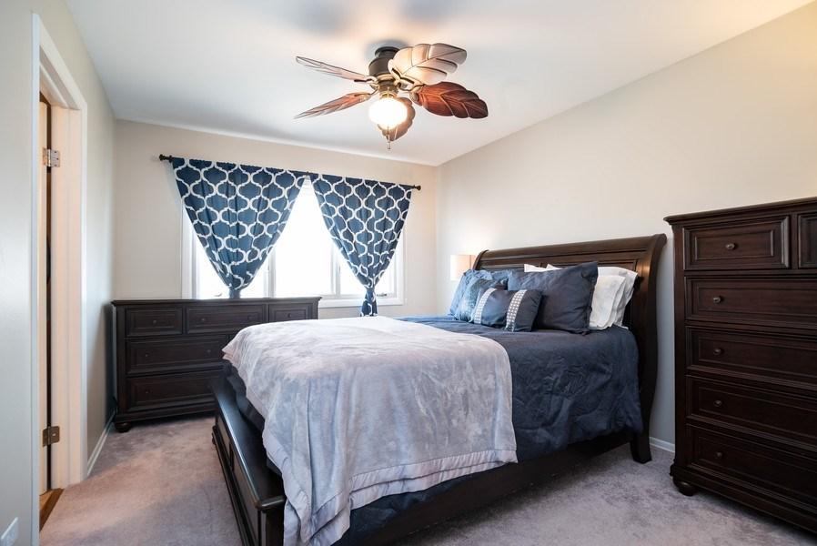 Real Estate Photography - 504 W. Brittany Drive, Arlington Heights, IL, 60004 - Master Bedroom Suite