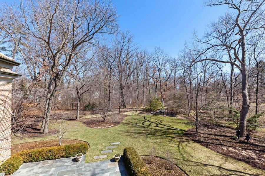 Real Estate Photography - 511 Cambridge, Lake Bluff, IL, 60044 - View