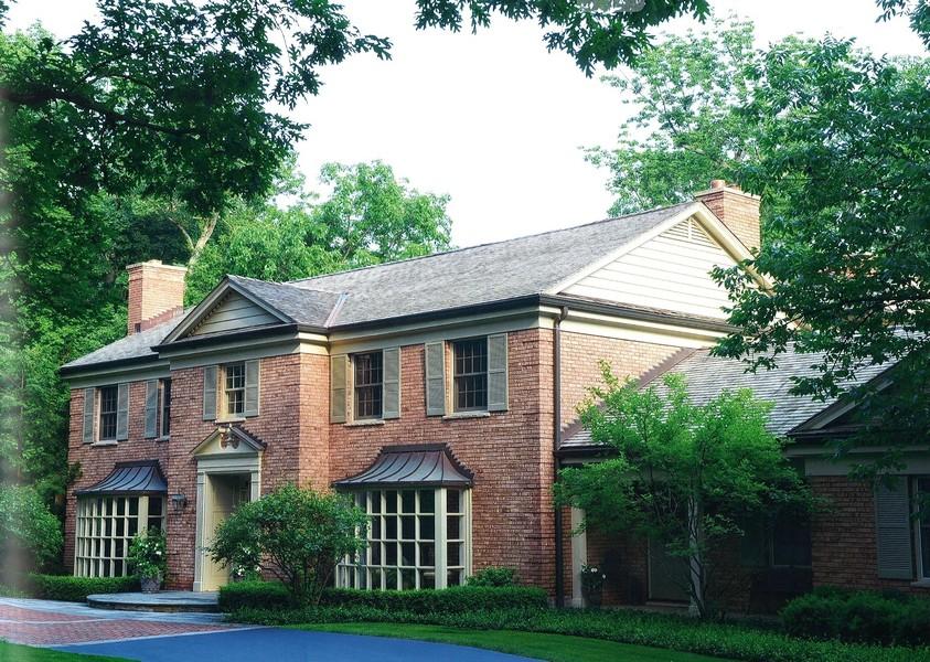 Real Estate Photography - 511 Cambridge, Lake Bluff, IL, 60044 -