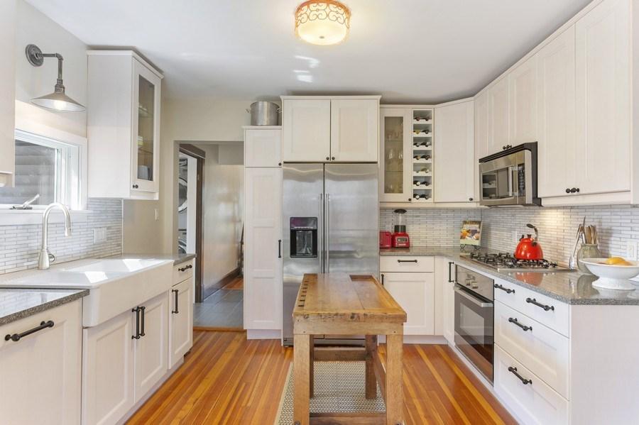 Real Estate Photography - 14832 Park Lane, Lakeside, MI, 49116 - Kitchen