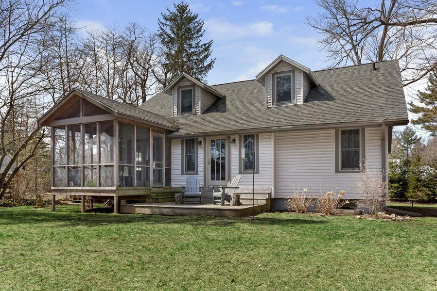 Real Estate Photography - 14832 Park Lane, Lakeside, MI, 49116 - Front View