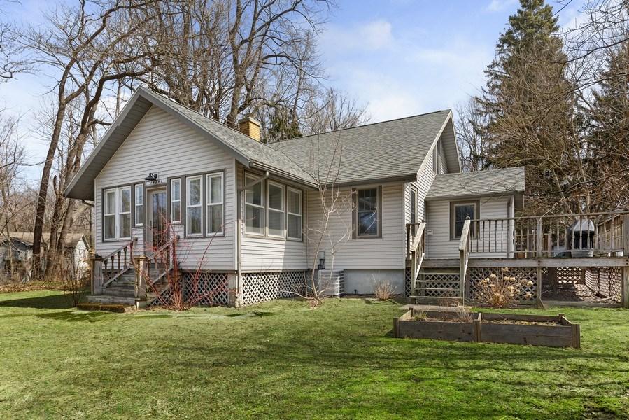 Real Estate Photography - 14832 Park Lane, Lakeside, MI, 49116 - Rear View