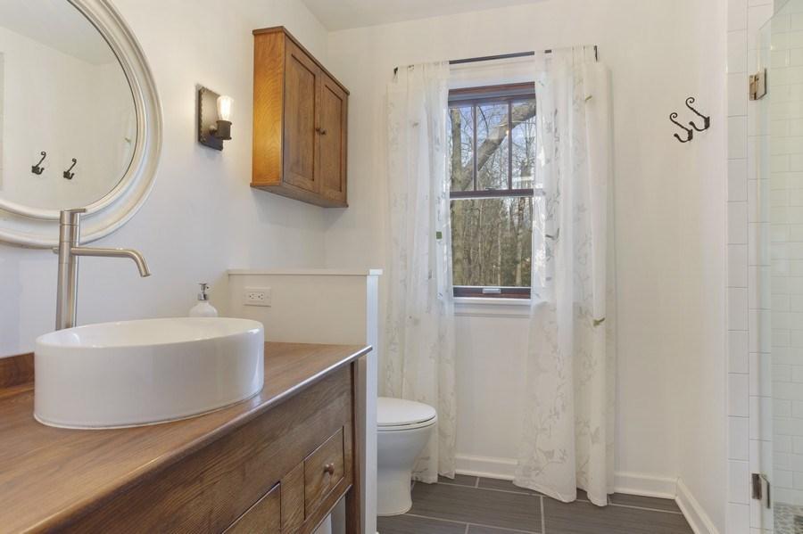 Real Estate Photography - 14832 Park Lane, Lakeside, MI, 49116 - Bathroom