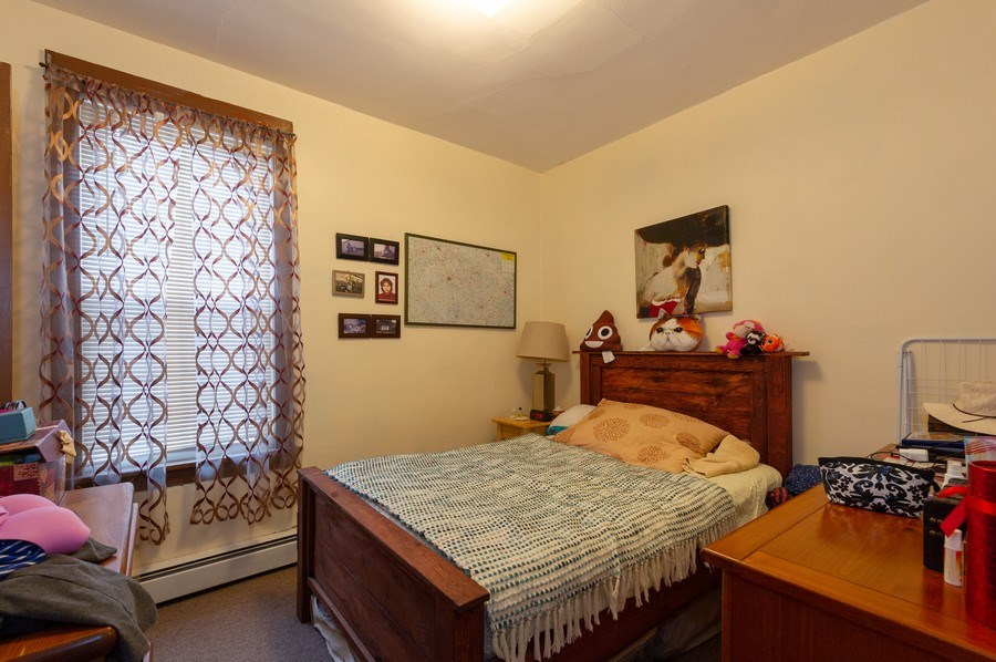 Real Estate Photography - 5024 W Patterson, Chicago, IL, 60641 - Master Bedroom
