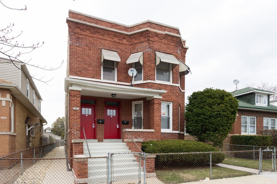 Real Estate Photography - 5024 W Patterson, Chicago, IL, 60641 - Front View